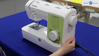 видео Швейные машины Бразер | Машинка эконом-класса Brother LS-2125