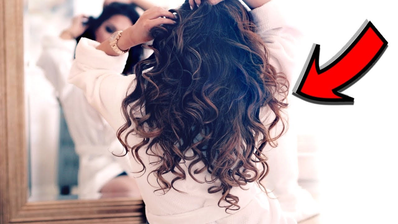 Special Occasion Curls Hairstyles For Long Medium Hair