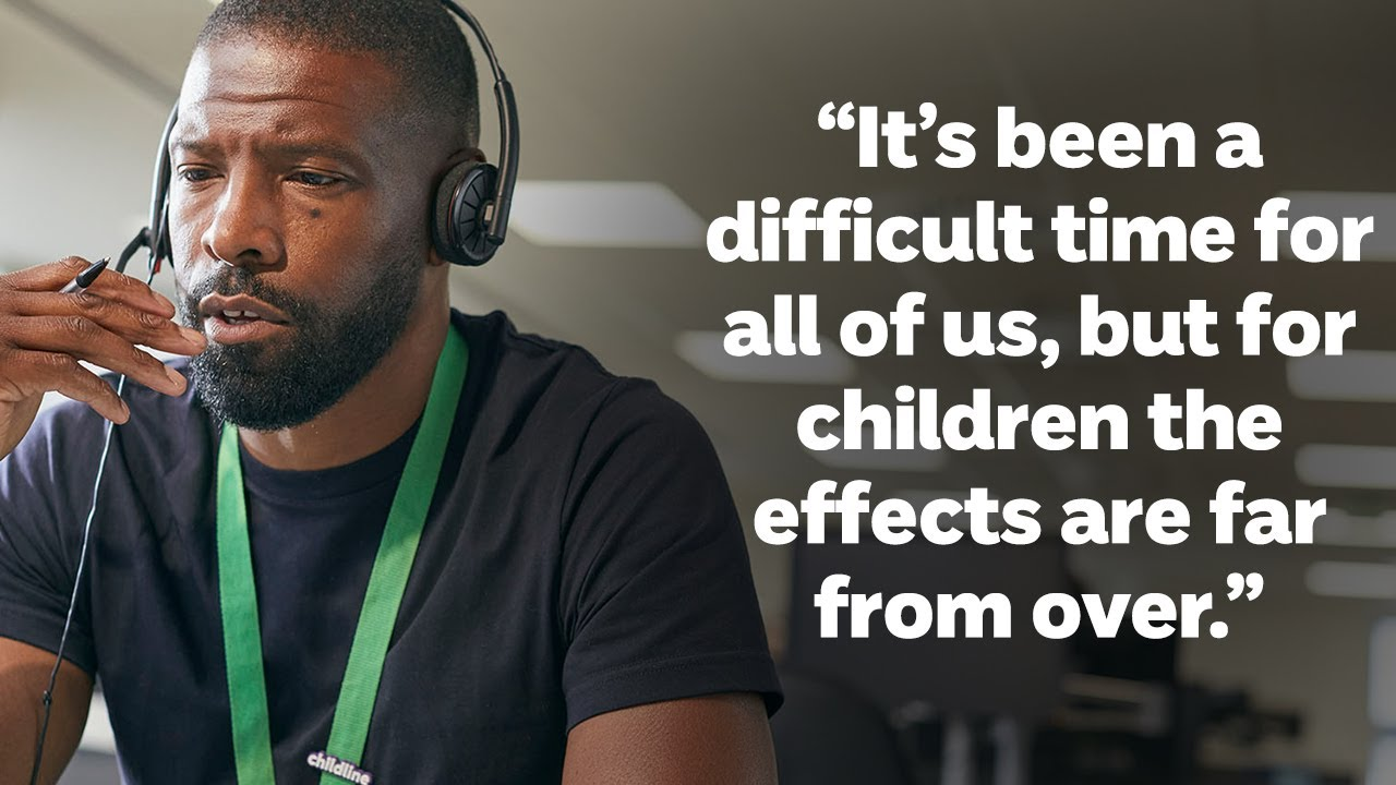 How we're still here for children   NSPCC