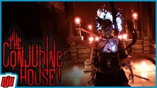 The Conjuring House Part 17 (Ending) | Horror Game | PC Gameplay Walkthrough