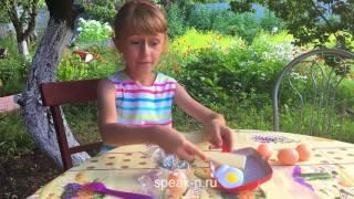 Яичница  Английский с Николеттой  Видео для детей  Nicoletta  Egg