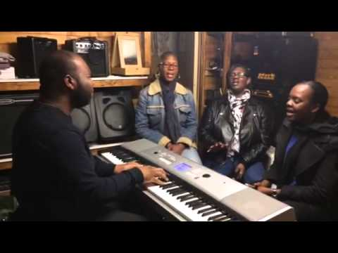 FIRST Rehearsal - My Heart Sings William Mcdowell