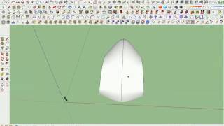 Video TRICKS # how to make a curved shape with google sketchup / membuat bentuk lengkung dengan sketchup download MP3, 3GP, MP4, WEBM, AVI, FLV Desember 2017