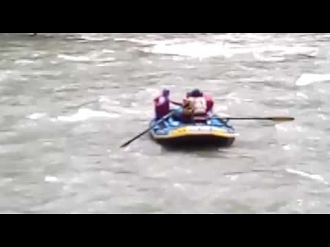 Rafting in river Beas Manali