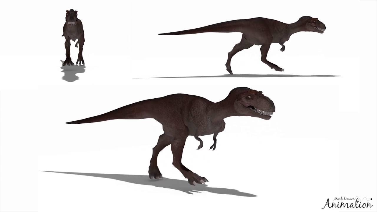 Allosaurus Noises Allosaurus Walk & ...