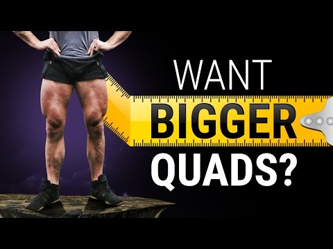 3 Quick Tips For BIGGER QUADS! | STOP SQUATTING ON THE LEG PRESS!