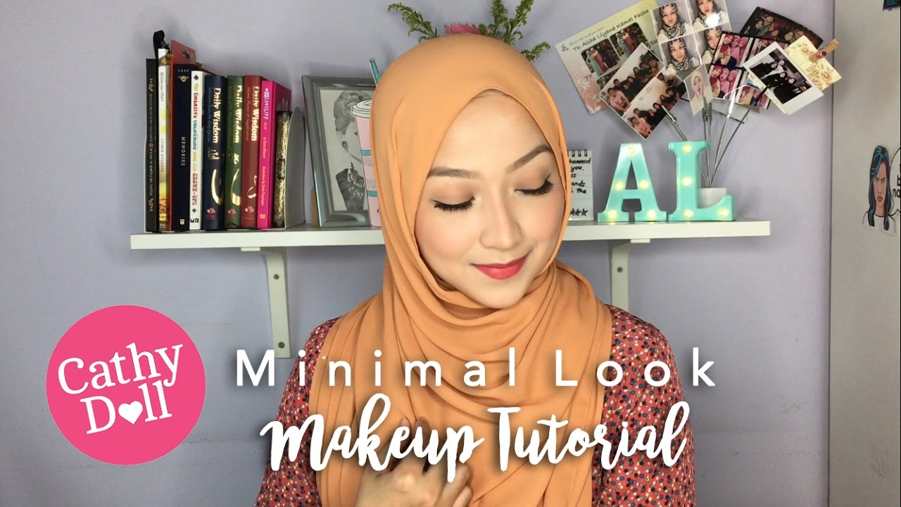 Minimal makeup