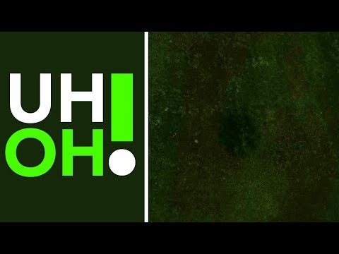 FPV Crash -  Mobius Camera Thrown - Video Froze Mid- Air -