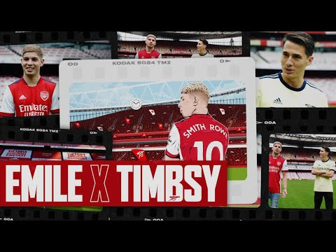 Emile Smith Rowe signs new long-term contract | Arsenal's new number 10