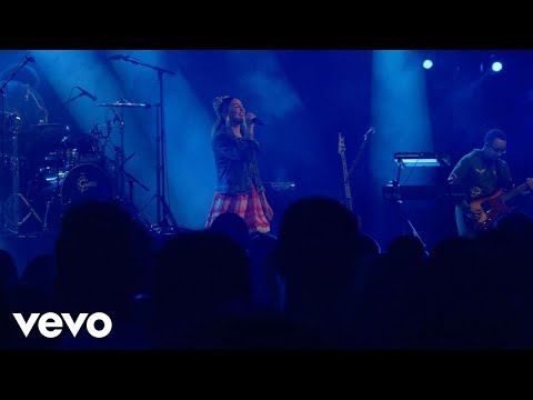 Julia Michaels - Uh Huh (Live) - #VevoHalloween