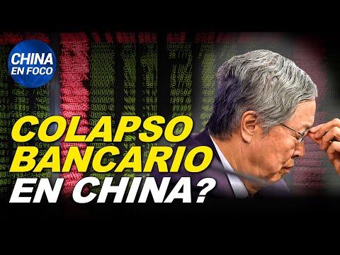 Rumores de colapso bancario en China desatan corridas. ¿Inundaciones intencionales? | China en Foco