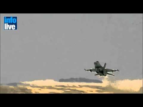IAF targets Gaza Cells