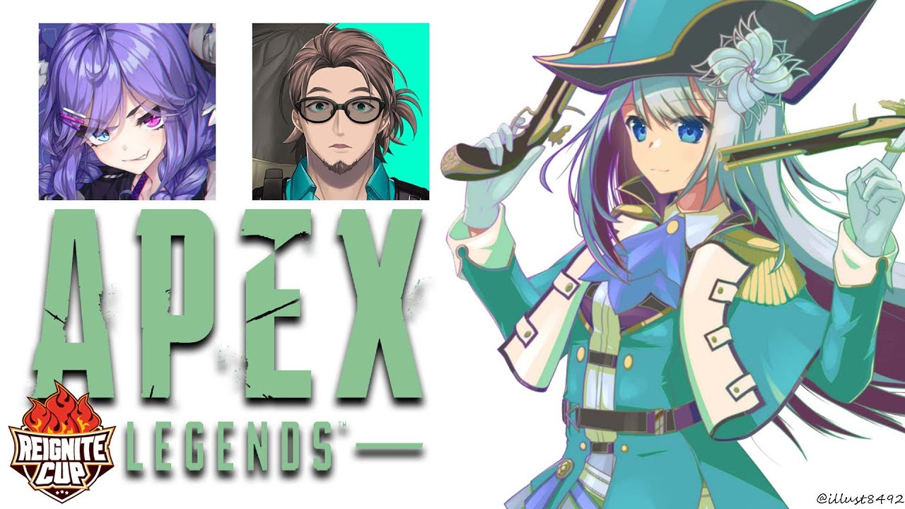 Download 【APEX】 SERVER PLEASE. 【NIJISANJI KR | Ban Hada】