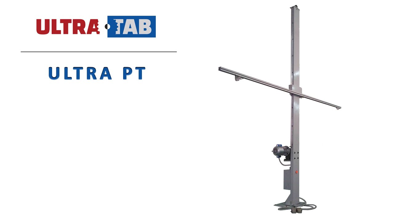 Ultratab Hoist Machine For Roller Blinds And Roman Blinds