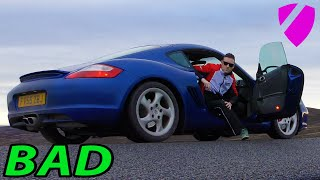 the 5 VERY WORST things about the 987 Cayman/Boxster S Vlog