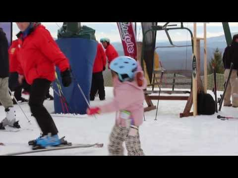 Learning to Ski & Ride at Bromley Mountain is FUN with Terrain Based Learning!