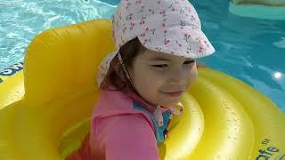 Prenseslerimle ve Prensimle Titanic Beach Lara Hotel Havuz Keyfi