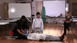 nys emt practical skills station 1b trauma patient assessment