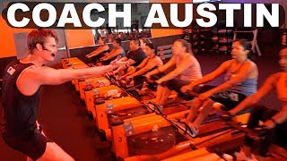 The Coach Austin Experience - Orangetheory Fitness