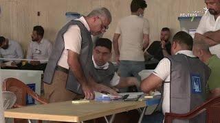 اعتراض? خشن گروه?های حامی جمهوری اسلامی در عراق