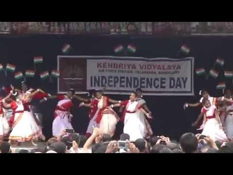 DANCE ON SONG BIHUR EA LAGAN BY ILORA MANDAL GROUP AT YELAHANKA