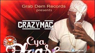 Crazy Mac - Cya Please People - September 2018