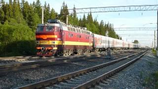 видео поезд новороссийск архангельск