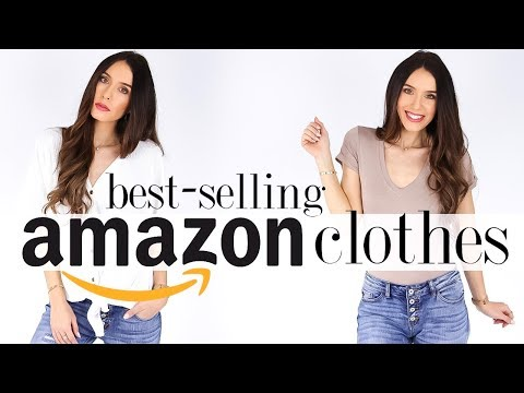 10 BEST-SELLING Amazon Clothes You NEED (Everything Under $25!)