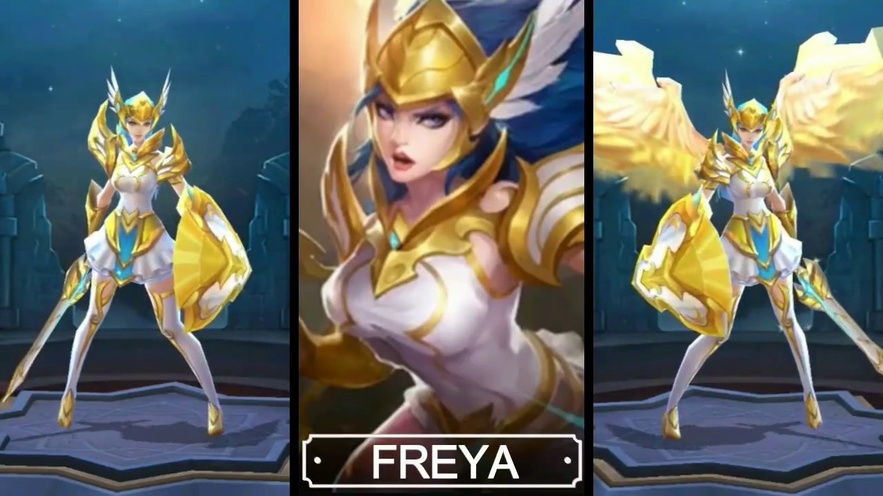 Hd wallpaper mobile legends - Freya Hero Guide Part 1 Mobile Legends Abilities Tips Tricks