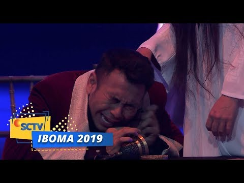 The Sacred Riana MENEGANGKAN!! Ngebuat Raffi Ahmad Ketakutan di Panggung IBOMA 2019