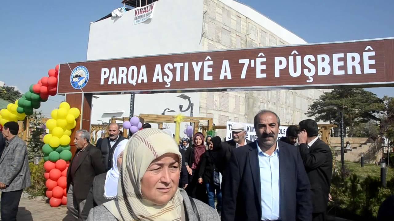 Erciş Belediyesi 4 ayrı parkı hizmete açtı
