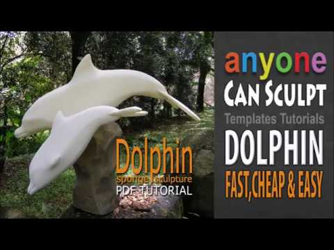 DIY Dolphin for all Occasions & Events