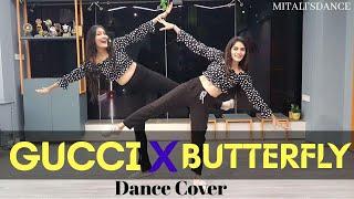 GUCCI-Aroob Khan ft.Riyaz Aly/BUTTERFLY:Jass Manak/DANCE COVER/MITALI'S DANCE/EASY DANCE/Anshul Garg