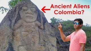 10,000 year old Astronaut, 'La Chaquira' - Ancient Aliens in Colombia?