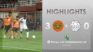 RS Berkane 3 -0 ESAE FC   HIGHLIGHTS   Match Day 1   TotalCAFCC