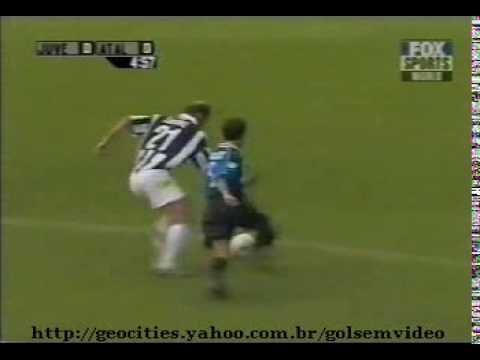 Zidane Roulette juventus Atalanta
