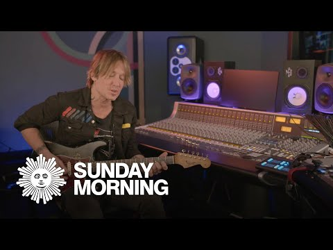 Keith Urban on new album, and a new stage