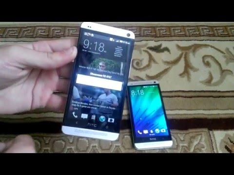 глюк HTC OneM7 не работает слот на сим карту, телефон обновленный з Aliexpress.