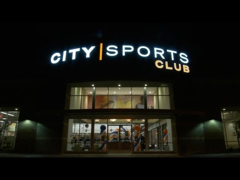 City Sports Club - Tour Highlights