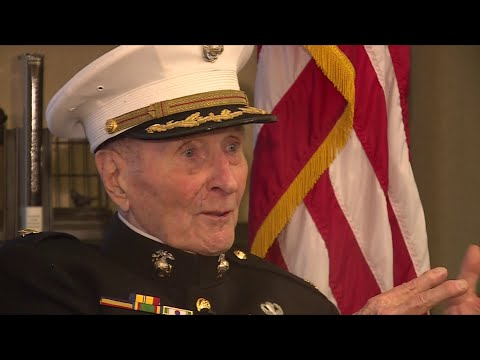 104-year-old WWII veteran asking for Valentine's Day cards