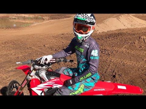 Medium Crashes Brand New Dirt Bike - Buttery Vlogs Ep10