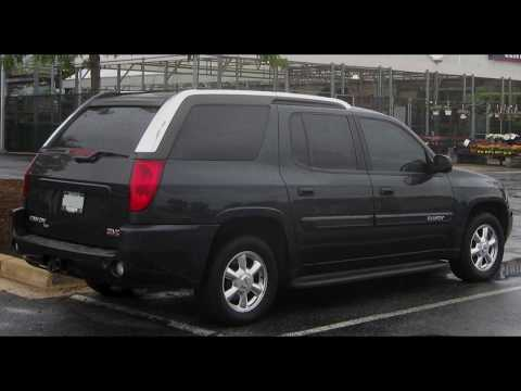 5 Reasons To Buy A Used GMC Envoy Xl