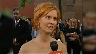 'Sex and the City' actress Cynthia Nixon announces run for New York governor