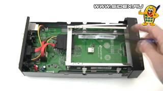 Sidex.ru: Видеообзор HD Media Player Dune HD Smart H1 (rus)