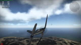war thunder buffet american f4u 1a corsair in 1 31