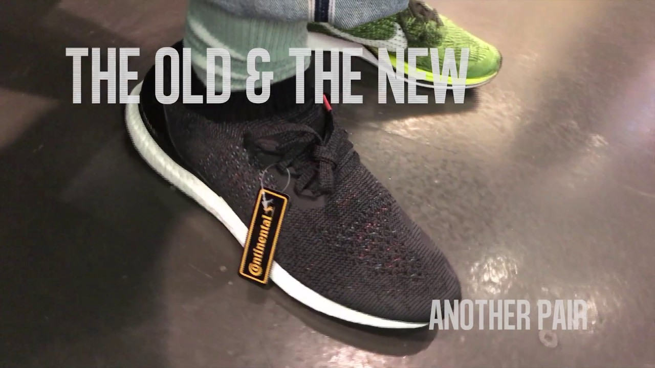 ad205a779 Adidas Ultra Boost Uncaged Multicolor On Foot + Pickup diary - YouTube