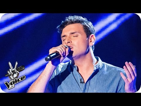 Vangelis performs 'Do You Really Want To Hurt Me'  The Voice UK 2016: Blind Auditions 5
