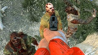 Dying Light The Following Co Op Fun With Golden Weapons Ultra Settings
