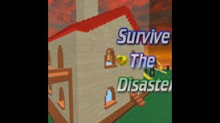 how to make a disaster game on roblox with working disasters