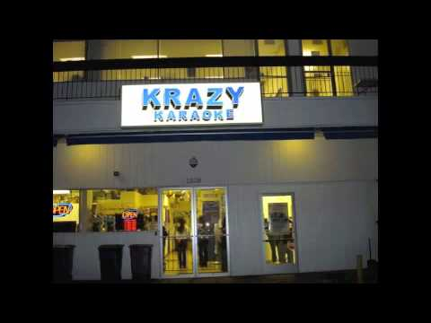 Krazy Karaoke Jingle Donut by Voicemaster Advertising Consultants